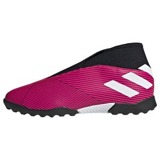 adidas Fußballschuhe Kinder Shock Pink / Cloud White / Core Black