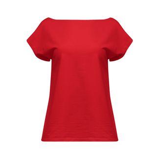 Usha T-Shirt Damen rot