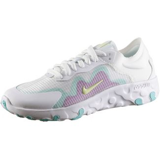 Nike Renew Lucent Sneaker Damen white-luminous green-aurora green