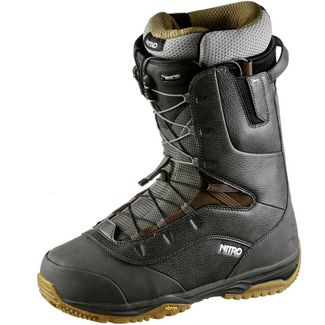 Nitro Snowboards VENTURE TLS PRO ´19 Snowboard Boots Herren charcoal