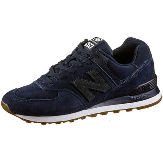 NEW BALANCE ML574 Sneaker Herren navy-white