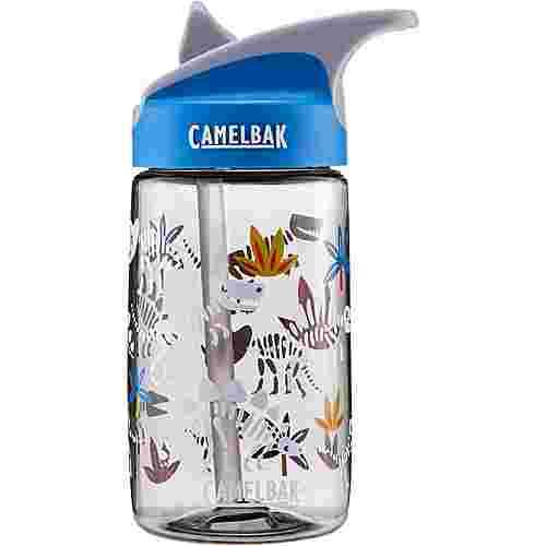 Camelbak eddy Kids .4L Trinkflasche Kinder grau