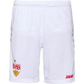 JAKO VfB Stuttgart 19/20 Heim Fußballshorts Kinder weiß