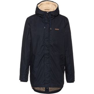 Ragwear Mr Smith Parka Herren navy