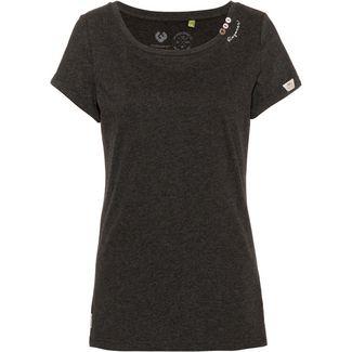 Ragwear Florah Organic T-Shirt Damen black
