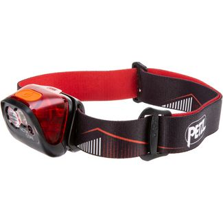 Petzl Actik Core Stirnlampe LED rot