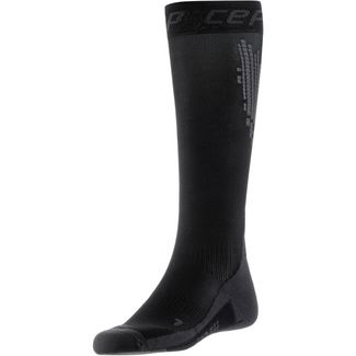 CEP Nighttech Compression Calf Sleeves Kompressionsstrümpfe Damen black