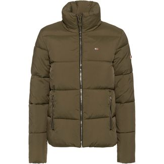 Tommy Jeans Steppjacke Damen olive night