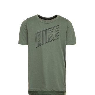 Kleidung für Kinder von Nike in grün im Online Shop von