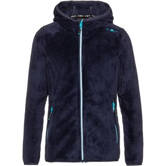 CMP Funktionsjacke Kinder black blue