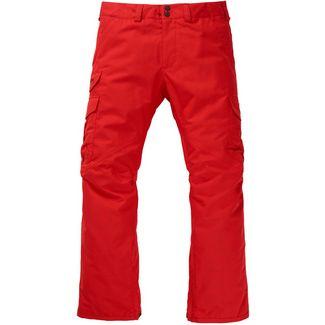 Burton Snowboardhose Herren flame scarlet