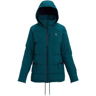 Burton Keelan Snowboardjacke Damen deep teal-dress blue