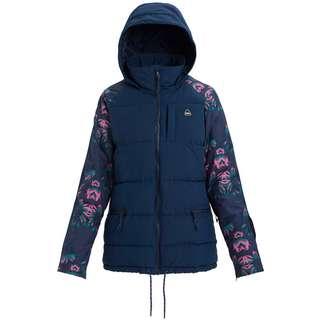 Burton Keelan Snowboardjacke Damen dress blue-dress blue stylus