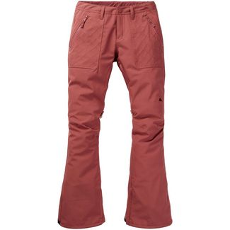 Burton Vida Snowboardhose Damen rose brown