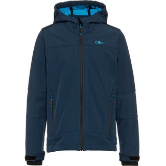 CMP Softshelljacke Kinder inchiostro-river