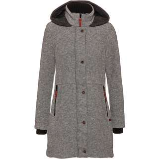 CMP Wollmantel Damen grey m.