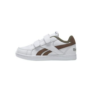 Reebok Sneaker Kinder White / Thatch / Army Green