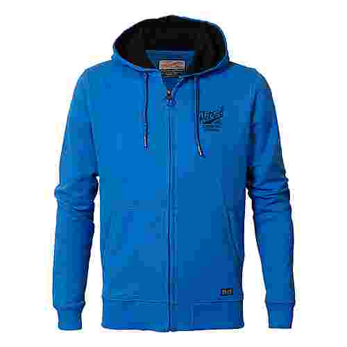 Petrol Industries Sweatjacke Herren Daytona Blue