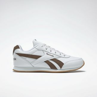Reebok Sneaker Kinder White / Brown / Thatch