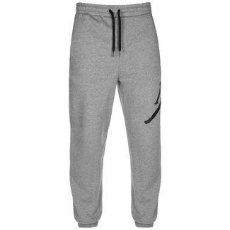 Nike Jordan Jumpman Logo Fleece Sweathose Herren grau / schwarz