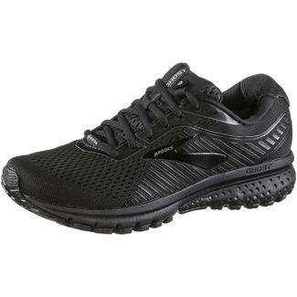 Brooks Ghost 12 GTX Laufschuhe Damen black-ebony-black