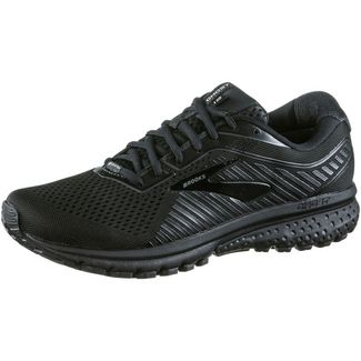 Brooks Ghost 12 GTX Laufschuhe Herren black-ebony-black