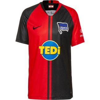 Nike Hertha BSC 19/20 Auswärts Fußballtrikot Herren university red-black