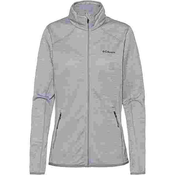 Columbia Sapphire Trail Fleecejacke Damen tradewinds grey