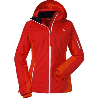 Schöffel Obergurgl Skijacke Damen racing red