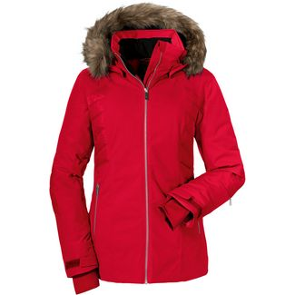 Schöffel Maria Alm Skijacke Damen racing red