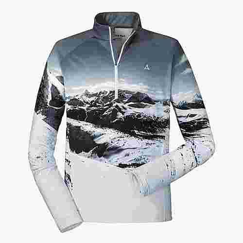 Schöffel Trois Vallees Skishirt Herren castlerock