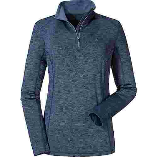 Schöffel Lienz Skishirt Damen blue indigo