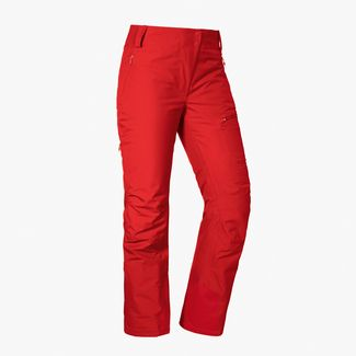 Schöffel Chamonix Skihose Damen racing red