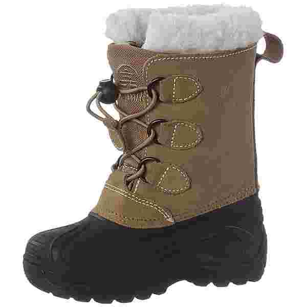 Kamik Snowdasher Stiefel Kinder putty-beige