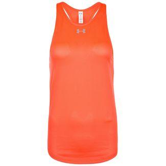 Under Armour Qualifier Tanktop Damen orange