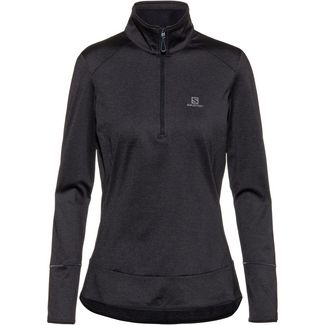 Salomon Discovery Funktionsshirt Damen night sky