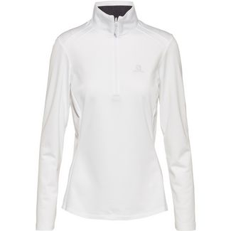 Salomon Discovery Lt Funktionsshirt Damen white
