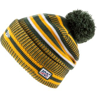 New Era Green Bay Packers Bommelmütze green otc