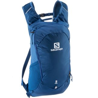 Salomon Trailblazer 10 Daypack poseidon-ebony