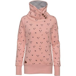 Ragwear Angel Longsweat Damen light pink