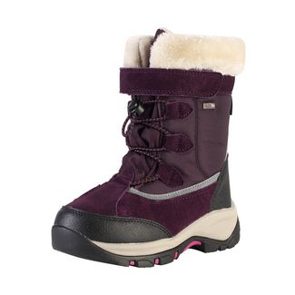 reima Samoyed Winterschuhe Kinder Deep purple