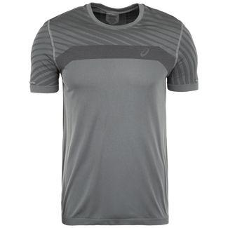 ASICS Legends Laufshirt Herren dark grey heather im Online Shop von SportScheck kaufen