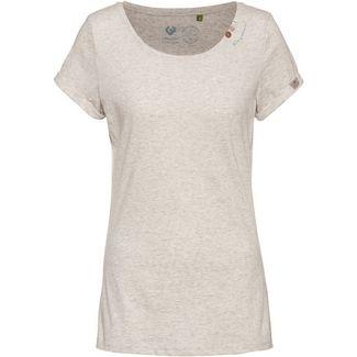 Ragwear Florah Organic T-Shirt Damen white