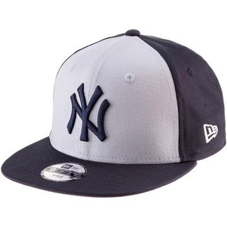 New Era 9fifty Cap Kinder gray-navy