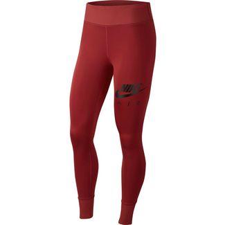 Nike Fast Lauftights Damen cedar-black