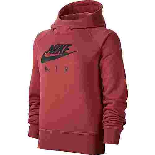 Nike NSW Air Hoodie Damen cedar-black