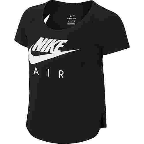 Nike Air Funktionsshirt Damen black-white