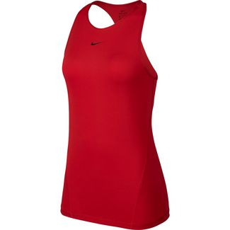 Nike Pro Funktionstank Damen gym red-black