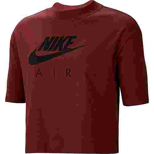 Nike NSW Air T-Shirt Damen cedar