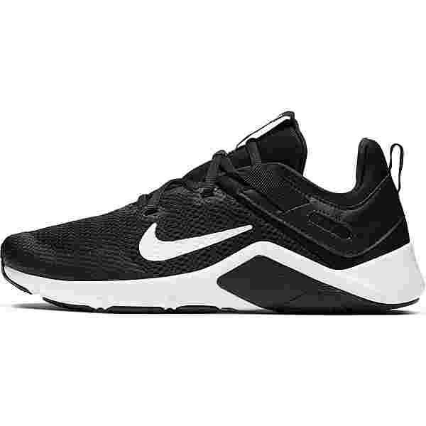 Nike Legend Essential Fitnessschuhe Damen black-white-white